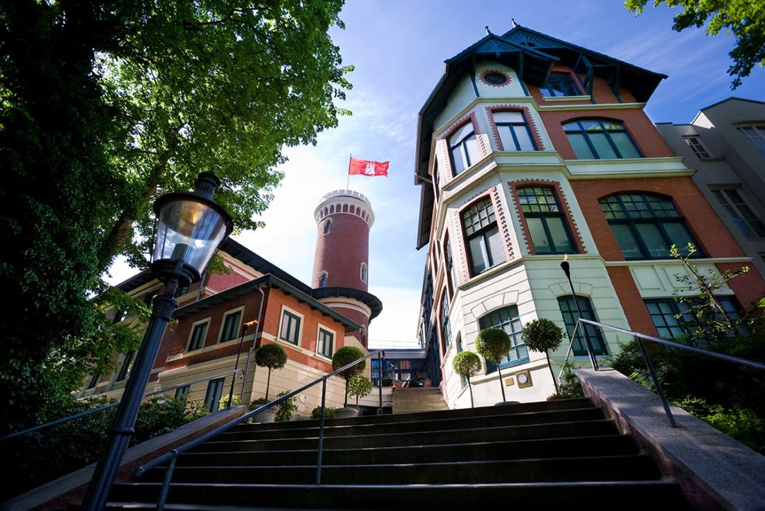 Sterne Hotel Hamburg Blankenese
