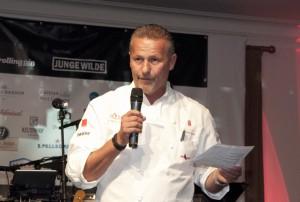 GPN Eröffnung Karlheinz Hauser