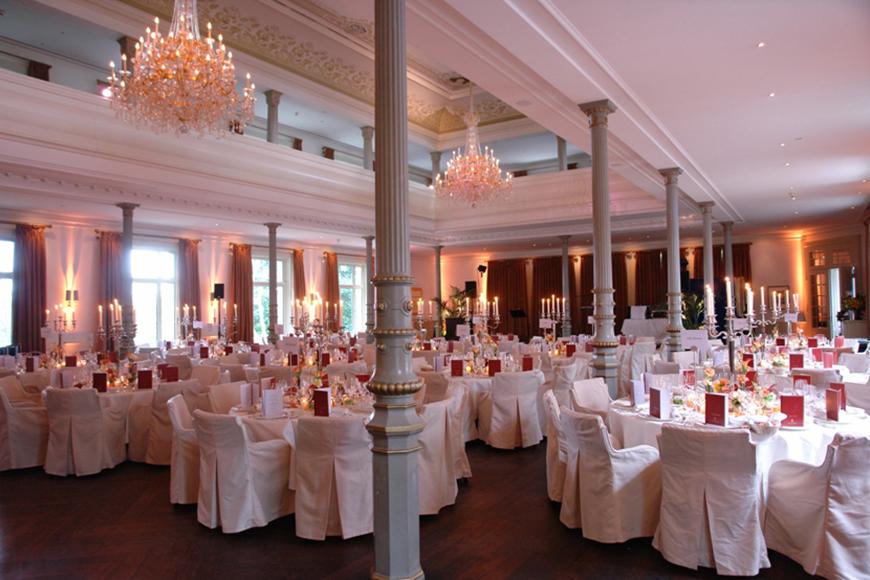 Der Ballsaal: Geburtstagslocation Hamburg