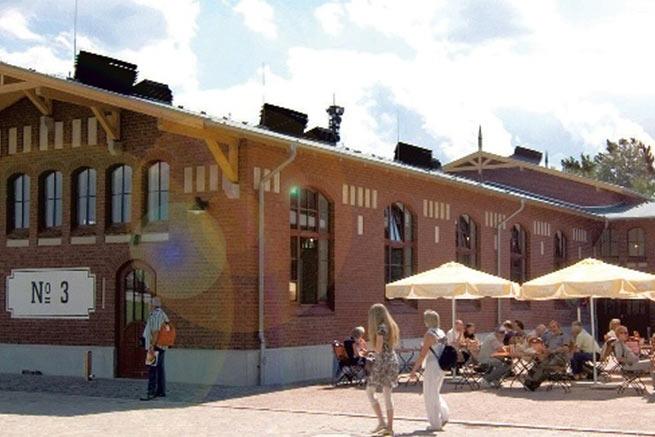 BallinStadt Gastro