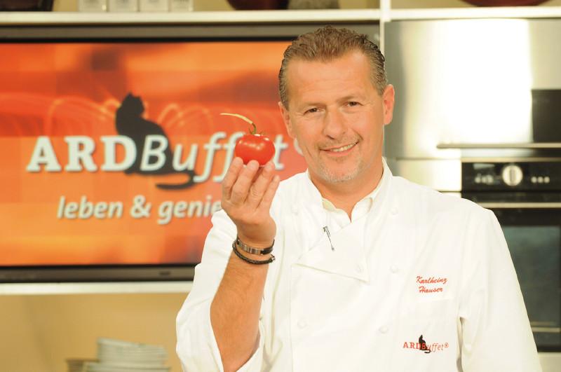 ARD Buffet mit Hauser