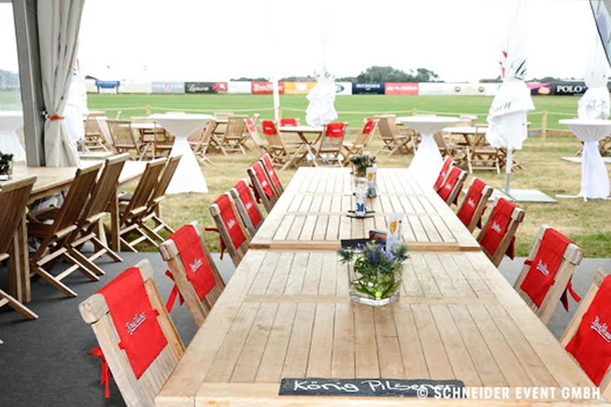 Public Catering - Polo Masters