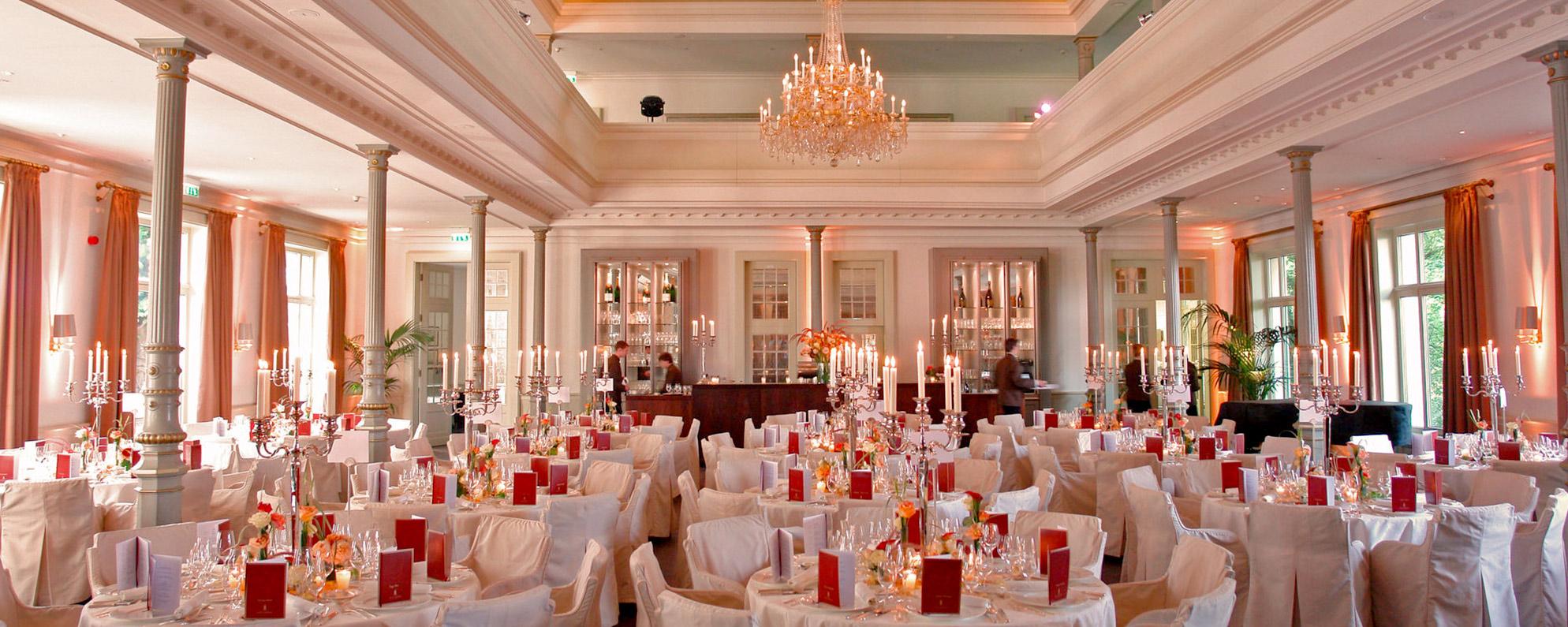 Geburtstagslocation Ballsaal
