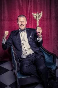 Karlheinz Hauser Gastronom des Jahres 2016