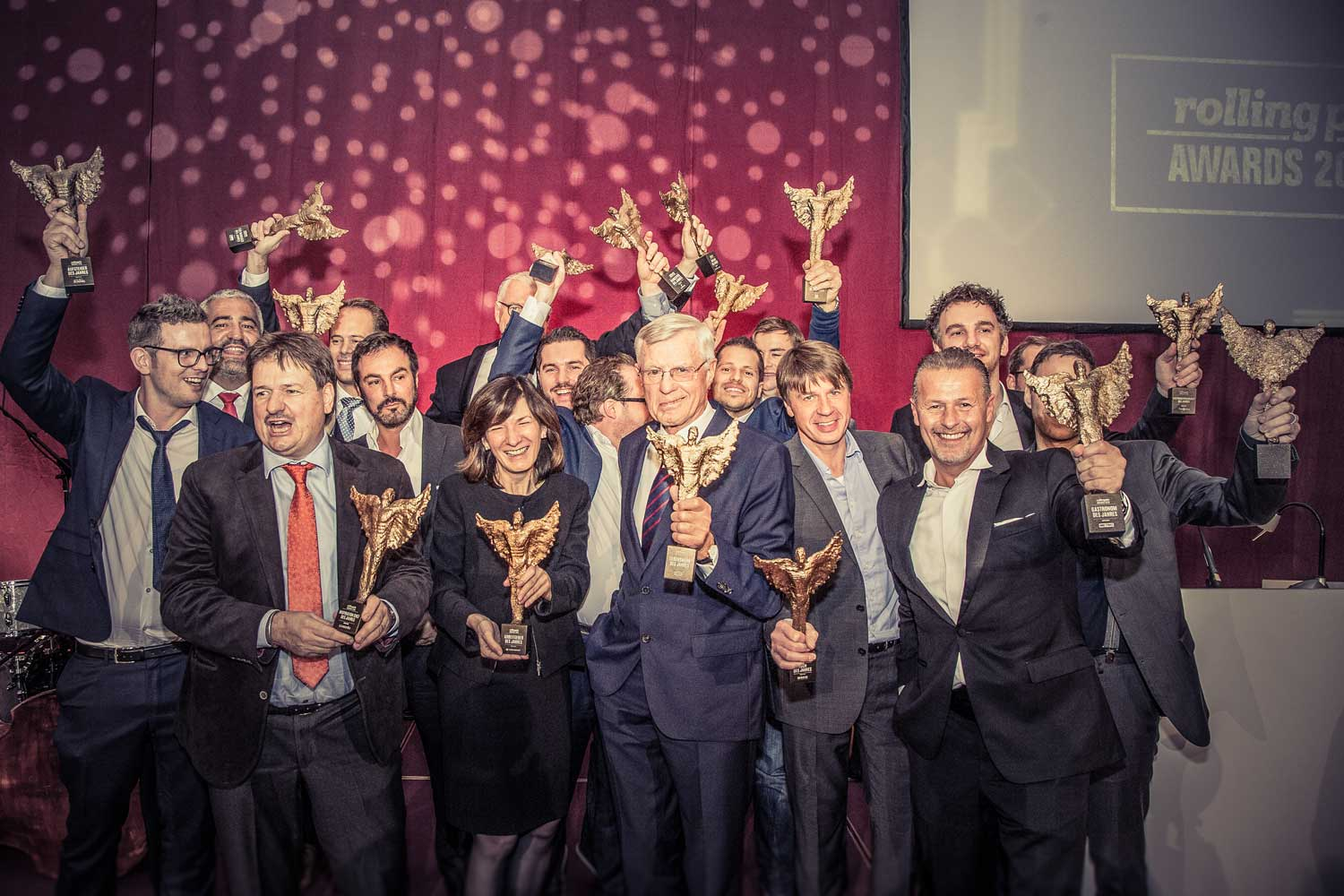 Gastronom des Jahres 2016 Rolling Pin Awards