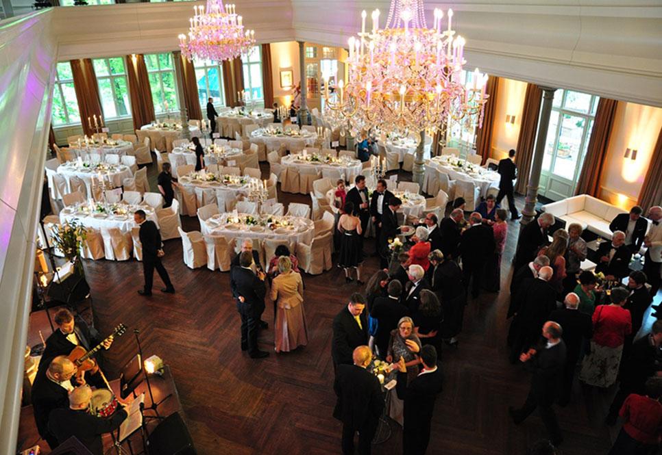 Jubiläumslocation: Ballsaal