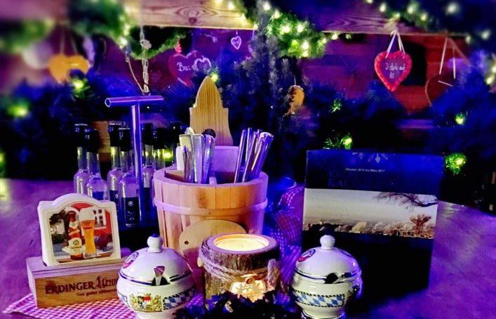 Weihnachtsspezial Hauser Alm