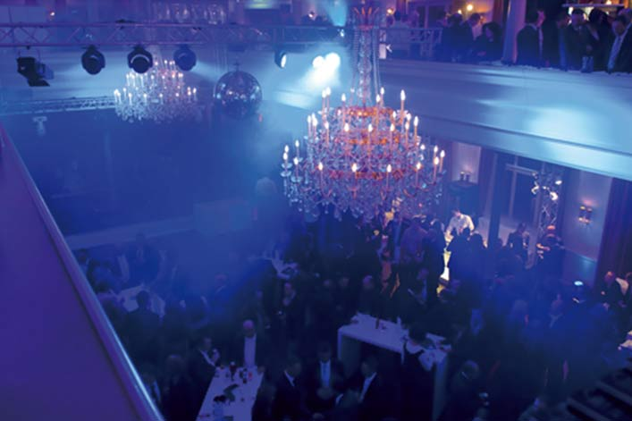 Silvesterspezial im Ballsaal