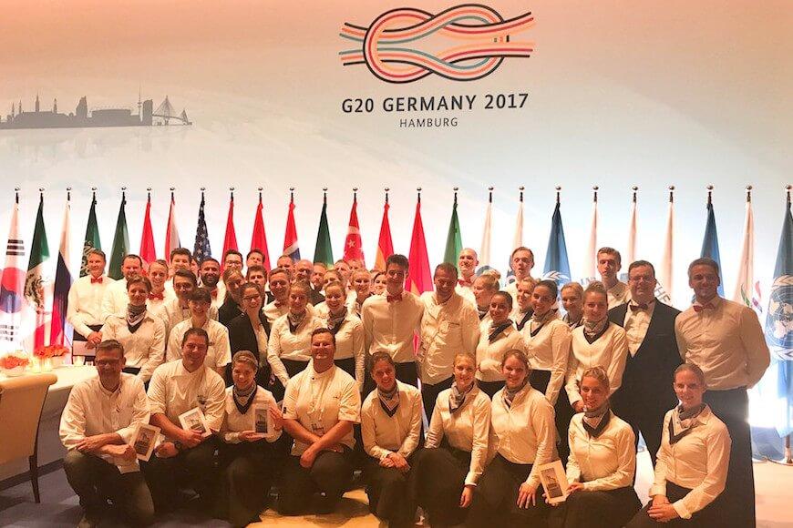 G20-Hamburg-Cateringteam