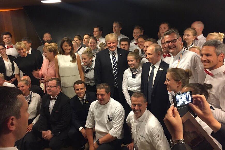 G20-Staatsoberhäupter