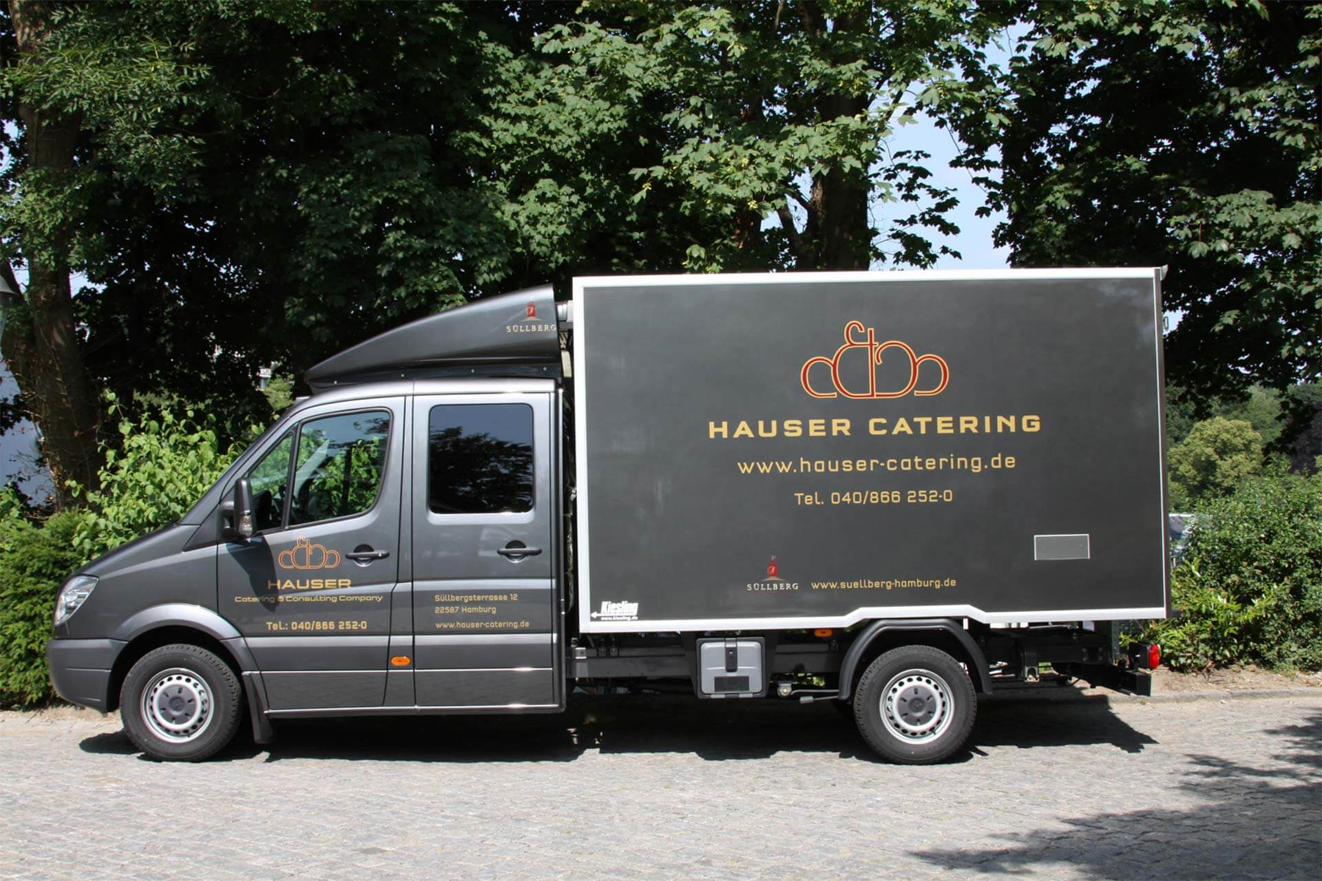 Ihr Foodtruck in Hamburg