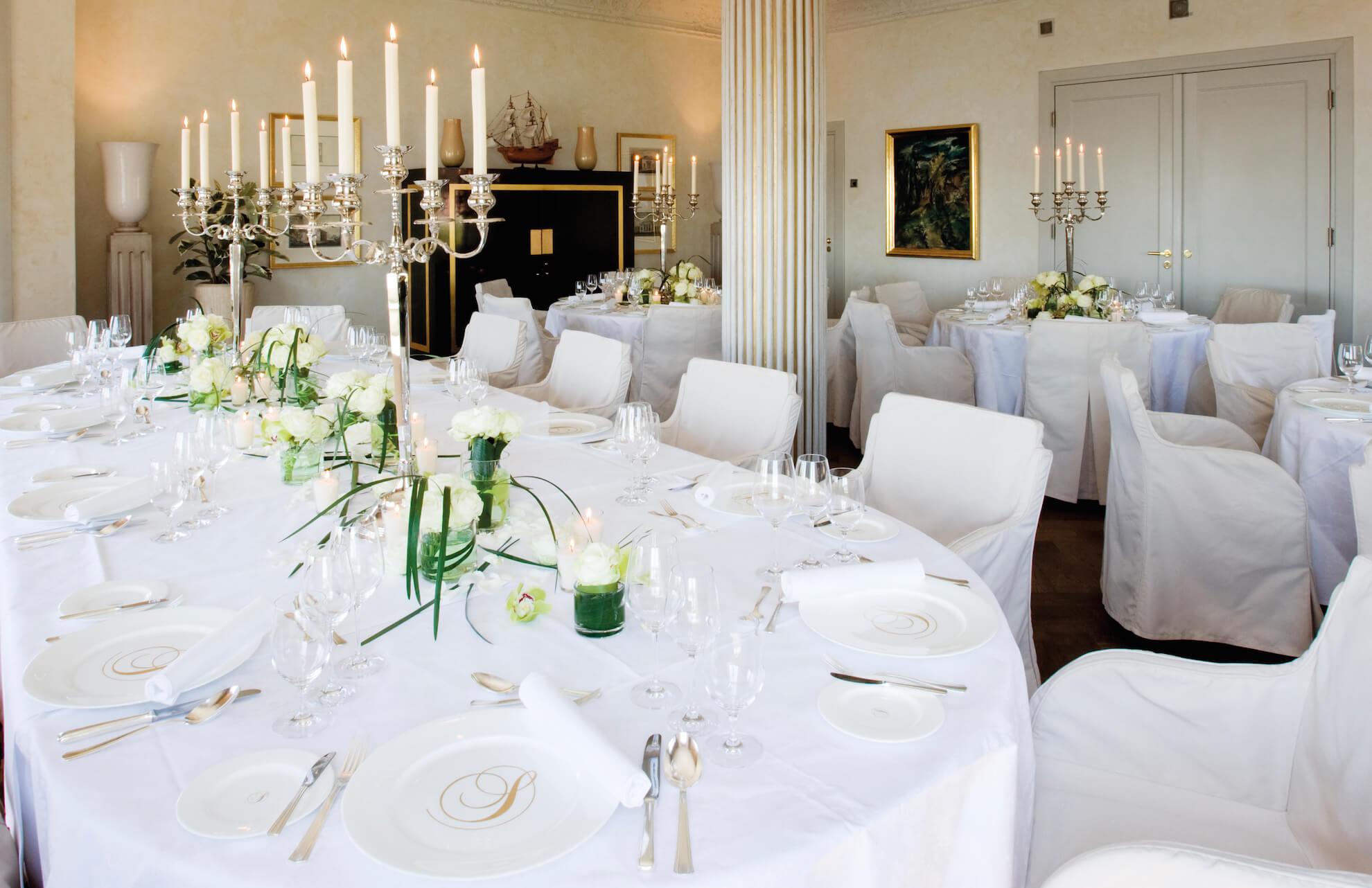 Ihre Private Dining Location in Hamburg