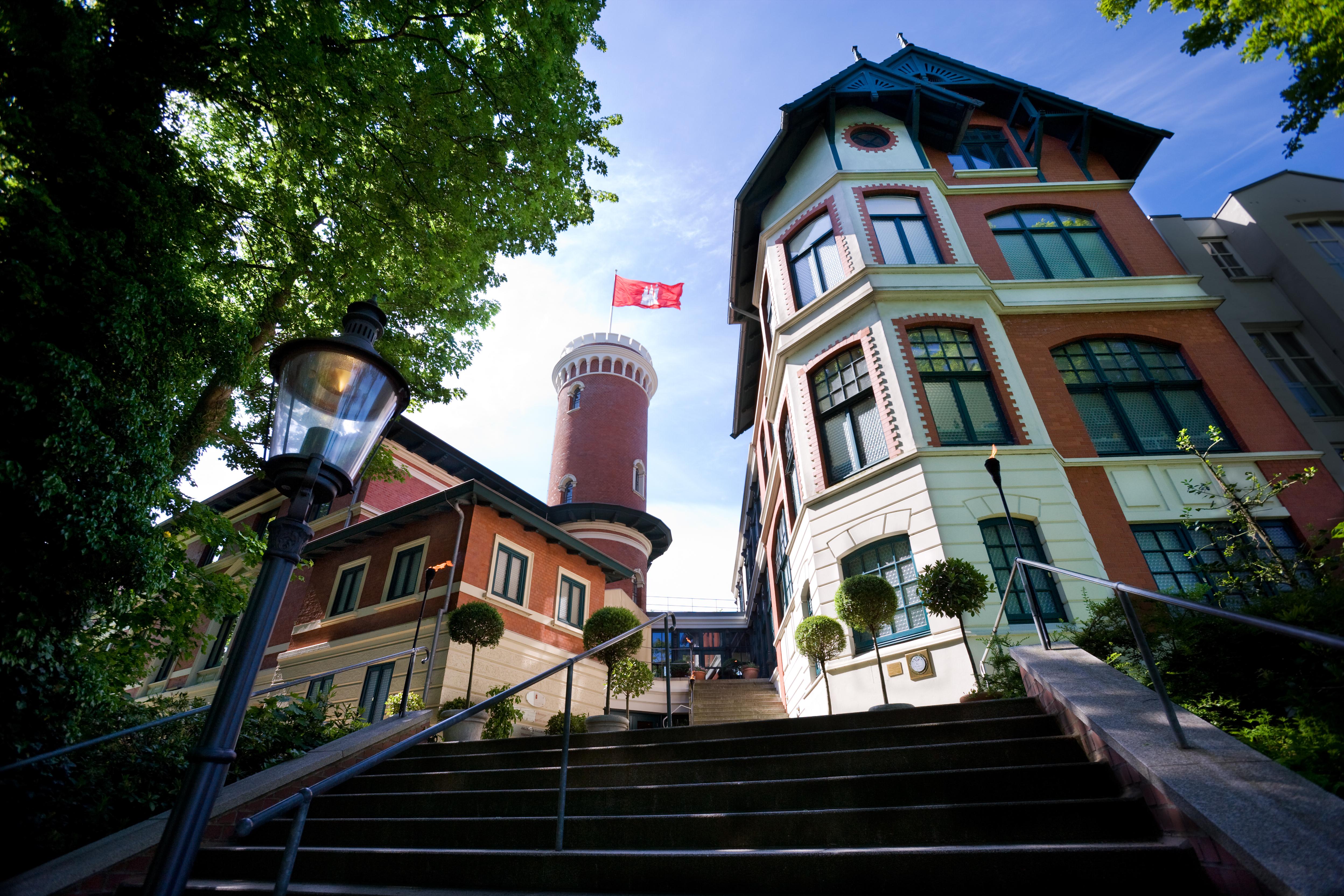 Herzlich Willkommen auf dem schönsten Berg Hamburgs